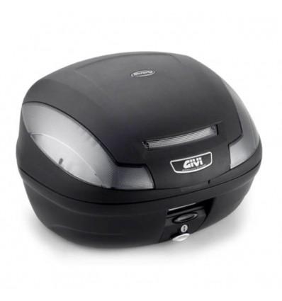 GIVI top case E470 SIMPLY TECH MONOLOCK grand volume 47L
