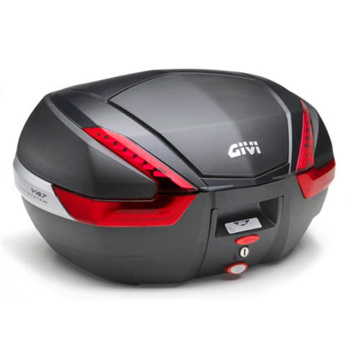 top case givi v47 nn monokey touring motorcycle scooter. Black Bedroom Furniture Sets. Home Design Ideas