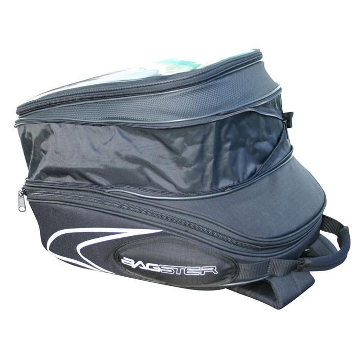sacoche de r servoir moto bagster evosign 20 30l. Black Bedroom Furniture Sets. Home Design Ideas
